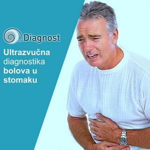 Ultrazvučna diagnostika bolova u stomaku