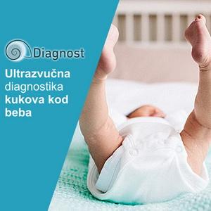 Ultrazvučna diagnostika kukova kod beba