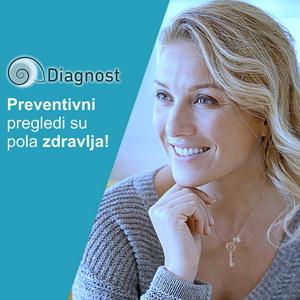 Preventivni pregledi  su pola zdravlja!