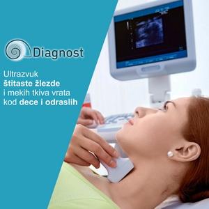 Ultrazvuk štitaste žlezde i mekih tkiva kod dece i odraslih
