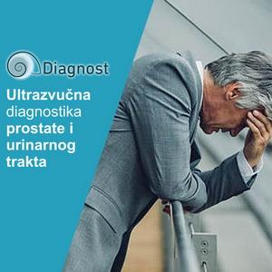 Ultrazvučna diagnostika prostate i urinarnog trakta