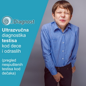 Ultrazvučna diagnostika testisa kod dece i odraslih